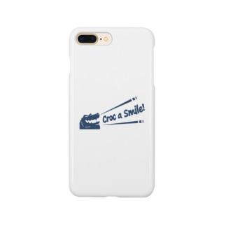 Croc a Smile! Smartphone cases