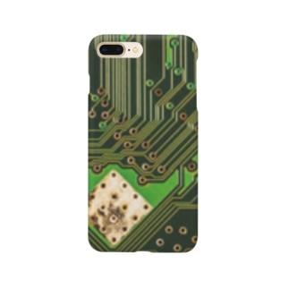 基盤 Smartphone cases