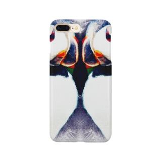 Wパフィン Smartphone cases