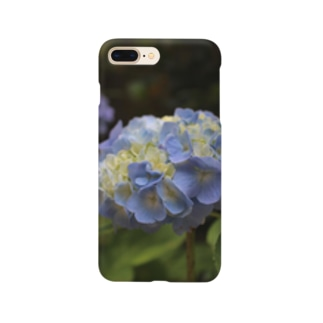 アジサイ Smartphone cases