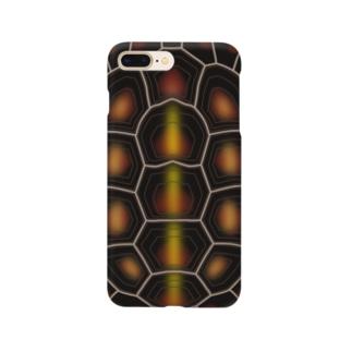 セマルハコガメ Smartphone cases