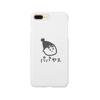 パパヤスヨーグルト Smartphone cases