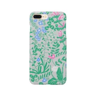 雑草ケース Smartphone cases