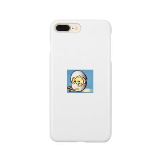 ぴよぴよたまごグッズ★ Smartphone cases