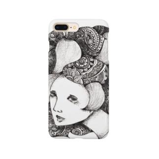 花髪-2 Smartphone cases