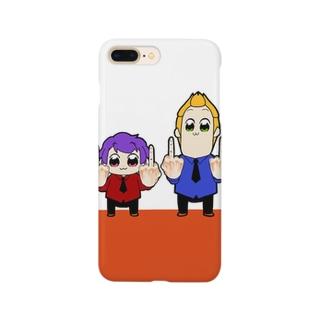ゲロテピピック Smartphone cases
