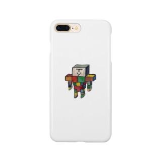 小さめテレビくん📺 Smartphone cases