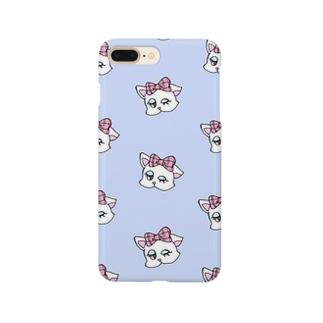 あまえんぼCat  ーwinkー Smartphone cases