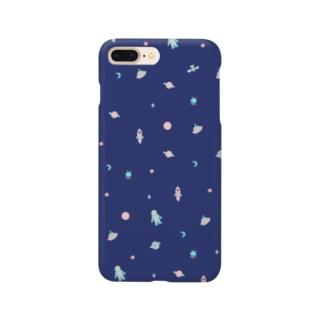 ちいさな宇宙 Smartphone cases