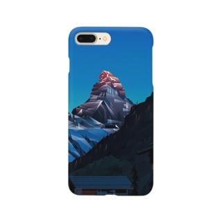 マッターホルン Smartphone cases