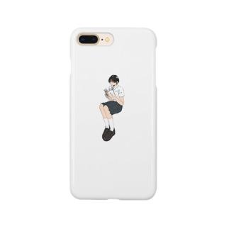 深山じゅり Smartphone cases