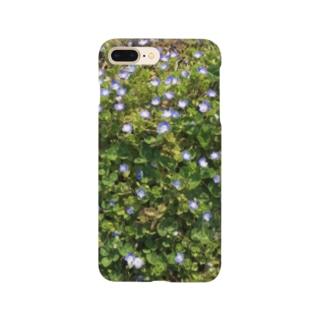 春のさんぽみち Smartphone cases