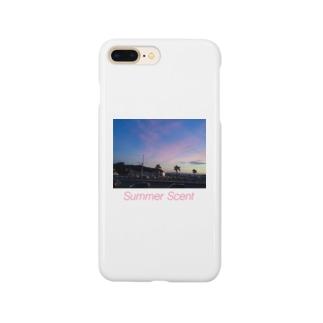 Summer Scent Smartphone cases