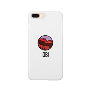 IOBI公式 Smartphone cases