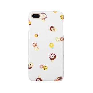 ドーナッちゅん Smartphone cases