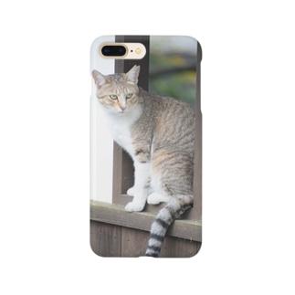 ねこの日常。 Smartphone cases