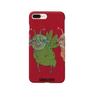 SIREN/2017 Smartphone cases