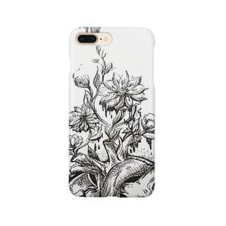 心臓 花  Smartphone cases