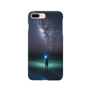 ライトペイントアート (stargazer) Smartphone cases