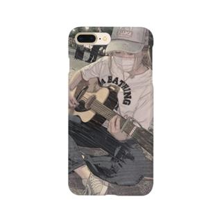 エモギター Smartphone cases