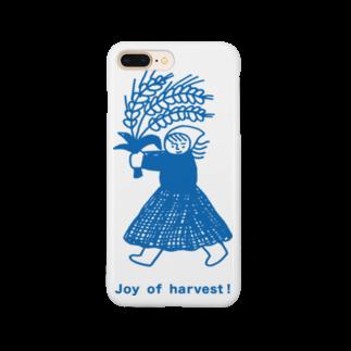 大浜 綾子のJoy of harvest! Smartphone cases