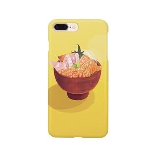 海鮮DON Smartphone cases
