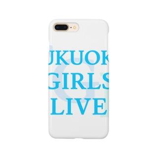 FUKUOKA GIRLS LIVE Smartphone cases
