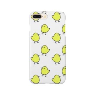 とりさん Smartphone cases