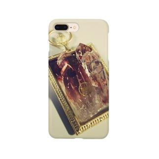時間鉱石 Smartphone cases