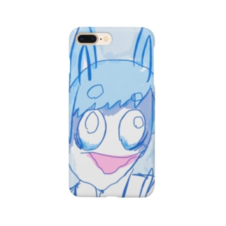 呪いの召喚獣シリーズ(はっぴぃ召喚獣) Smartphone cases