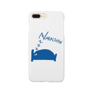 なかるてぃん起床時間 Smartphone cases