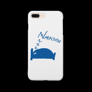 中野なかるてぃんのなかるてぃん起床時間 Smartphone cases
