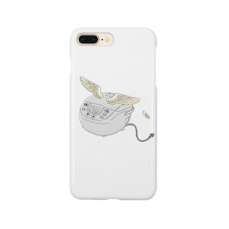 空飛ぶ炊飯器 Smartphone cases