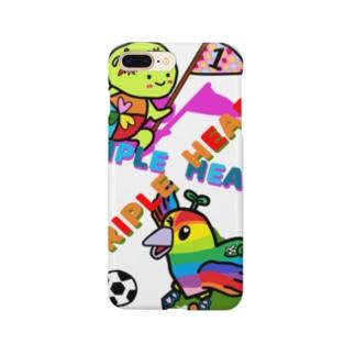 トリハー&ハートルン Smartphone cases
