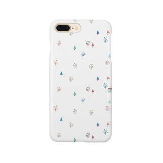 色の森 Smartphone cases