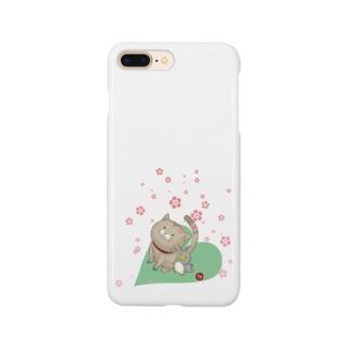もぐ&ジュリ Smartphone cases