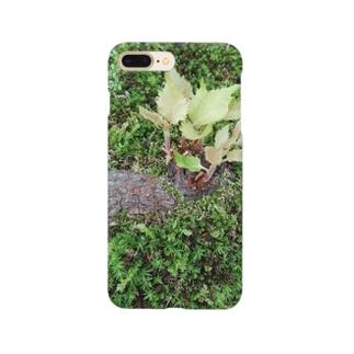 大樹の兆し Smartphone cases