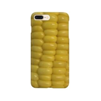 とうもろこし Smartphone cases