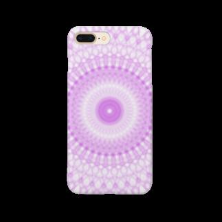 Miracke Happy Bareのスピリチュアルの世界 Smartphone cases