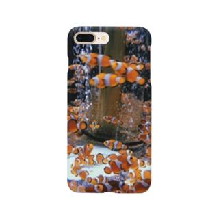 クマノミ Smartphone cases