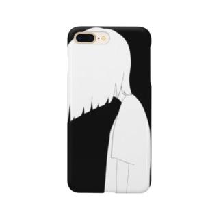 おかっぱちゃん Smartphone cases