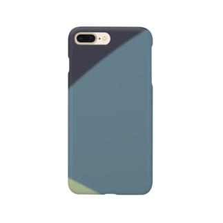 錆浅葱 Smartphone cases