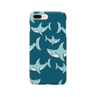 Sharks Smartphone cases