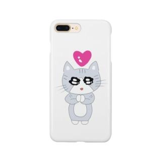 おねだりまるちゃん Smartphone cases