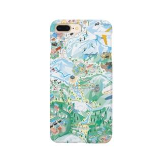 エベレスト街道を行け Smartphone cases