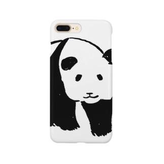パンダぷん Smartphone cases