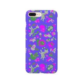 サイケ Smartphone cases