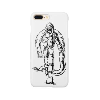 火の用心! Smartphone cases