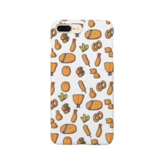 プレミアムフライデー(あげものふれんず) Smartphone cases