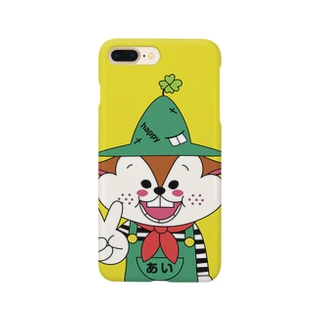 はっぴぃの Smartphone cases